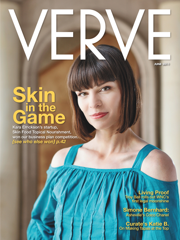 COVER-VERVE June 2011 Cover-FINAL2