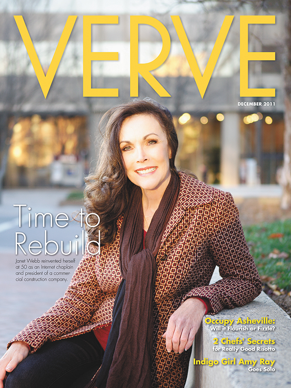 VERVE DEC 2011 Cover1